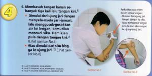 Wudhu Sesuai Sunnah 4