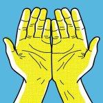 Angkat Tangan Dalam Do'a