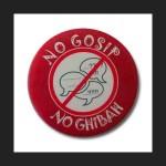 No Gosip, No Ghibah